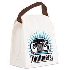 oldtimers Canvas Lunch Bag