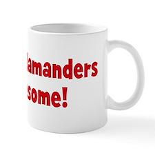 Marbled Salamanders are aweso Mug