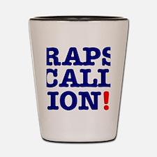 RAPSCALLION! Shot Glass