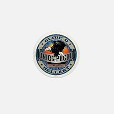 Union American Tradition Mini Button