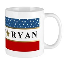 Mitt Romney Paul Ryan Star Mug