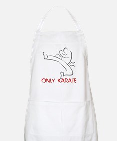 Only Karate BBQ Apron