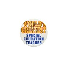 World's Greatest Special Education Tea Mini Button