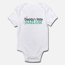 Daddy's Little Sailor Infant Bodysuit