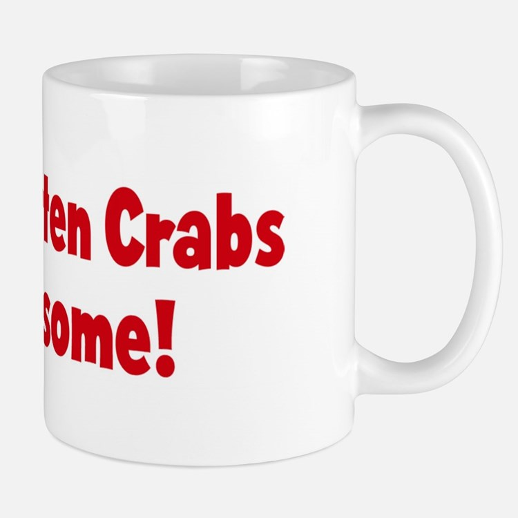 Chinese Mitten Crabs are awes Mug