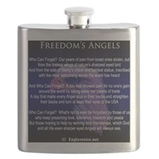 Freedoms Angels Flask