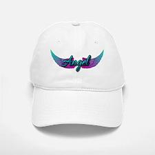 wings2 Baseball Baseball Cap