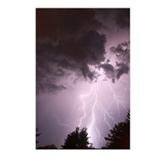 Lightening Postcards (Package of 8)