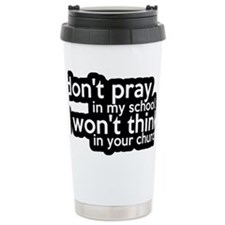 prayschool Thermos Mug