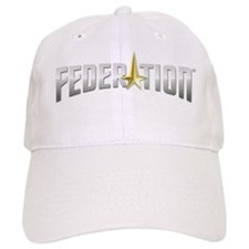 Show your Federation pride with our 2012 desig Baseball Cap