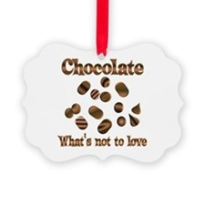 Chocolate to Love Ornament