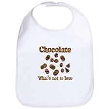 Chocolate to Love Bib