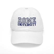 ROME University Baseball Cap