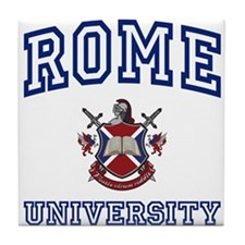 ROME University Tile Coaster