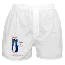 Sophie  Carter Poster 11x17 Boxer Shorts
