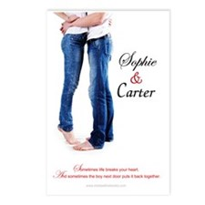 Sophie  Carter Poster 11x Postcards (Package of 8)