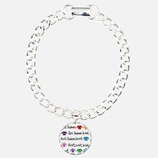 See Susan Knit Tote Bracelet