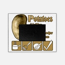 Potatoes Picture Frame