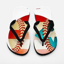PR Beisbol / Baseball Flip Flops