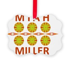 Miah Miller Ornament