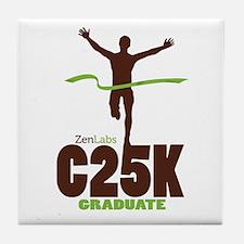 C25K Graduate Tile Coaster