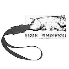 BaconWhisperer_b3 Luggage Tag