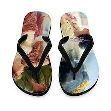 A Coign of Vantage Flip Flops