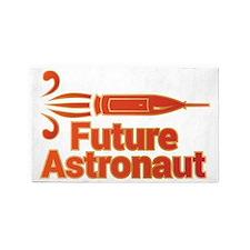 Future Astronaut 3'x5' Area Rug