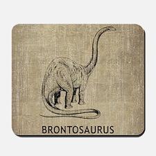 Brontosaurus Mousepad