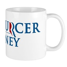 Anti Romney Outsourcer Outsourcing Mug