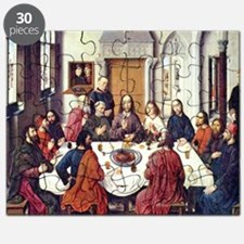 Dieric Bouts Last Supper Puzzle