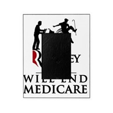 Romney Ryan End Medicare Picture Frame