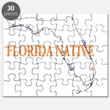 Florida Native Puzzle