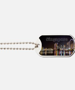 Singapore_2x3_magnet_Skyline Dog Tags