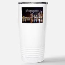 Singapore_2x3_magnet_Skyline Thermos Mug
