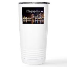 Singapore_2x3_magnet_Skyline Travel Mug