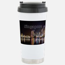 Singapore_2x3_magnet_Skyline Travel Mug