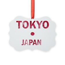 Tokyo Japan Designs Ornament