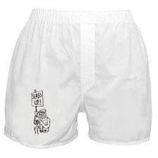 Serfs Up!  Boxer Shorts