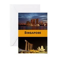 Singapore_5.5x8.5_Journal_Skyline Greeting Card