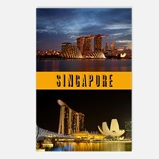 Singapore_6.608x9.86_Nook Postcards (Package of 8)