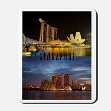 Singapore_7.355x9.45_iPad Case_Skyline Mousepad