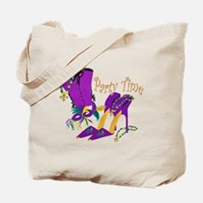 Party Time purple high heels Tote Bag