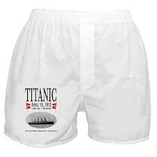 TG2iphoneSnapCaseWhite Boxer Shorts