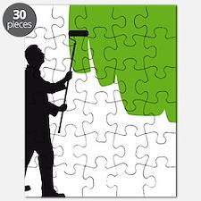 painter man Puzzle