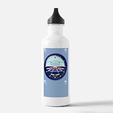 AHiphoneWalletCaseBlue Water Bottle