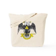 Freemasonry Scottish Rite Tote Bag
