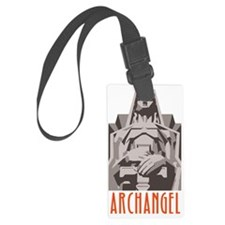 Archangel Luggage Tag