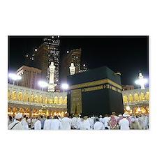 Kaaba Sharif Postcards (Package of 8)