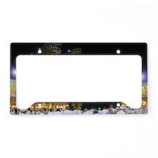 Kaaba Sharif License Plate Holder